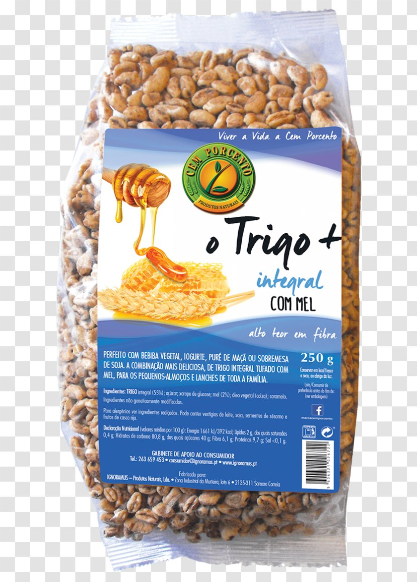 Breakfast Cereal Whole Grain Whole-wheat Flour Transparent PNG