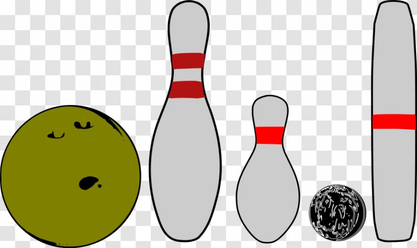 Bowling Pin Candlepin Duckpin Clip Art - Free Pictures Transparent PNG