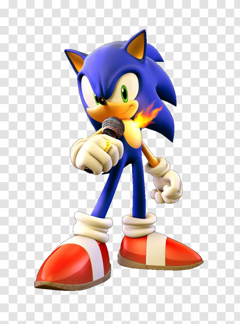 Sonic And The Secret Rings Black Knight Hedgehog Generations Adventure Toy Rock Band Transparent Png