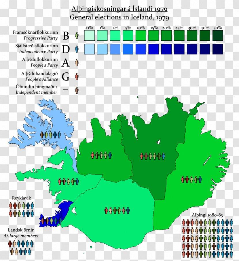 Iceland World Map Frame Transparent Png