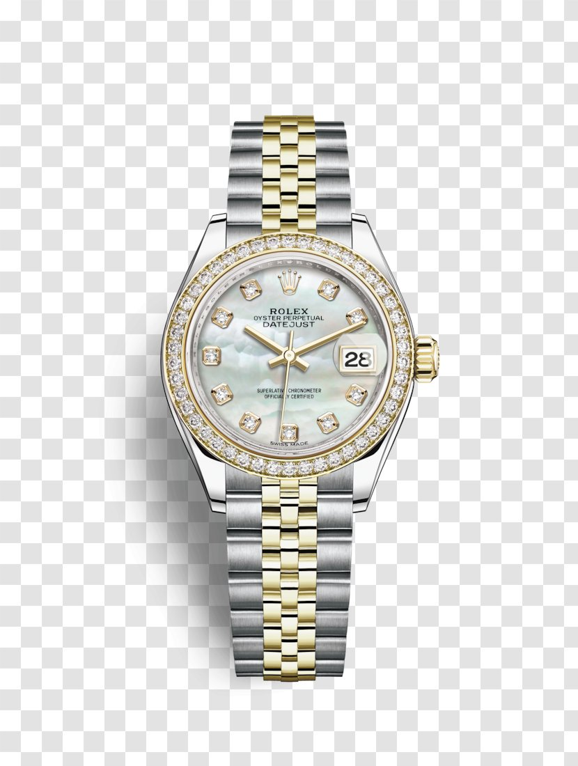 Rolex Datejust Submariner Sea Dweller GMT Master II - Oyster Perpetual Transparent PNG