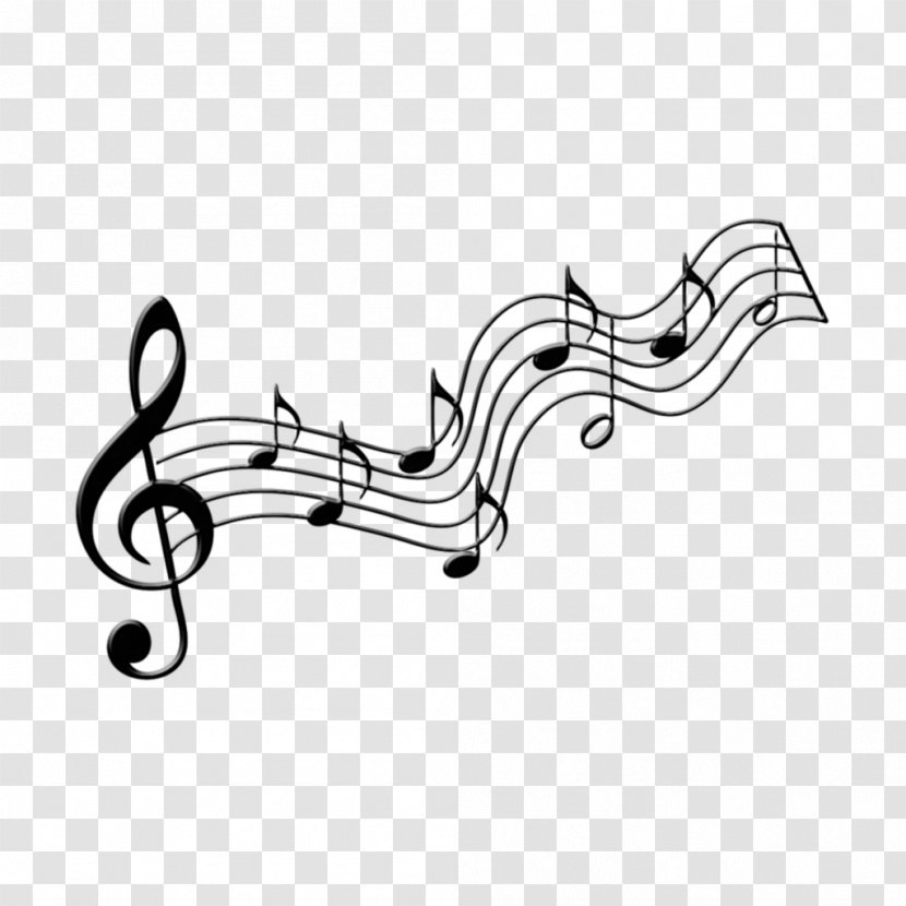 Musical Note Image Staff Scale Music Cartoon Notes Transparent Png