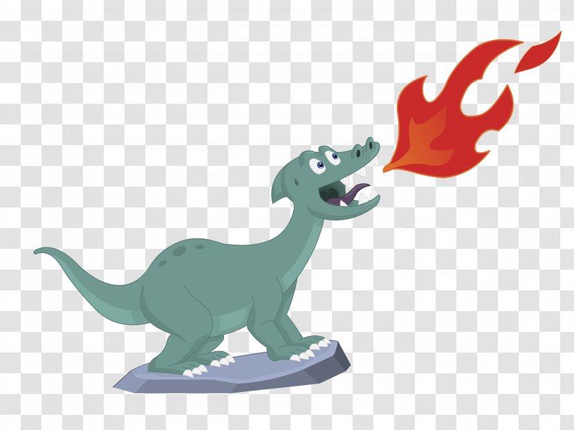 Dinosaur Art: The World's Greatest Paleoart Animal Figurine Fire Breathing - Bearded Dragon Transparent PNG