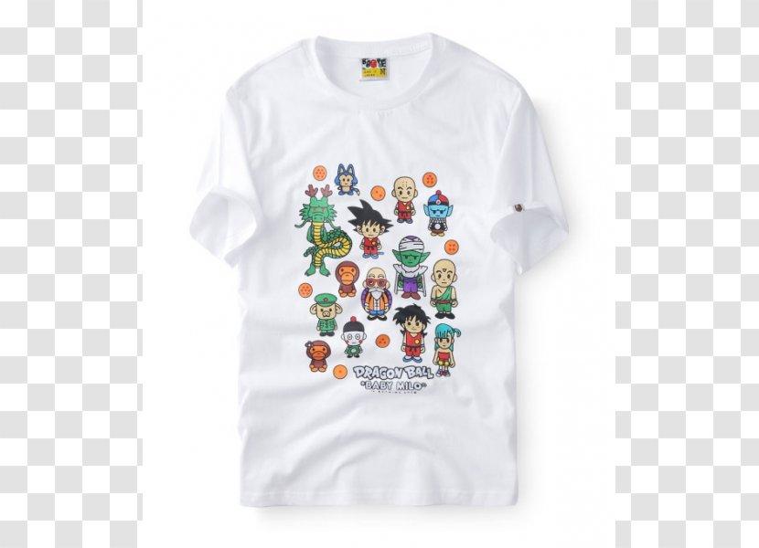 T-shirt A Bathing Ape Dragon Ball Goku BAPE KIDS - Clothing - Cartoon Transparent PNG