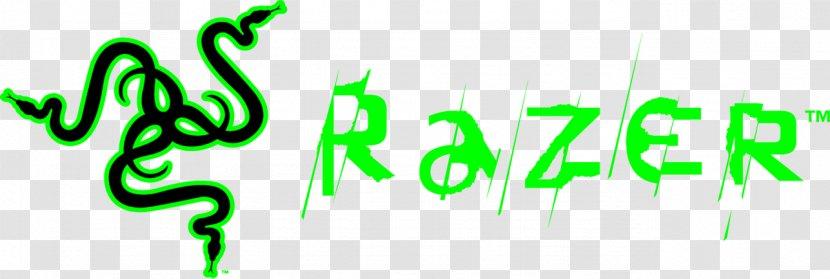 Razer Naga Logo Computer Mouse Inc Font Green Transparent Png