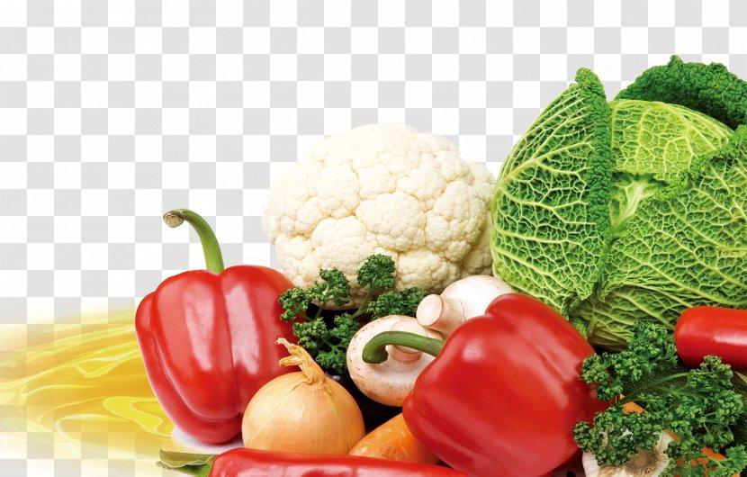 Vegetable Vinaigrette Fruit Food Salad - Whole - Fresh Fruits And Vegetables Creative Transparent PNG