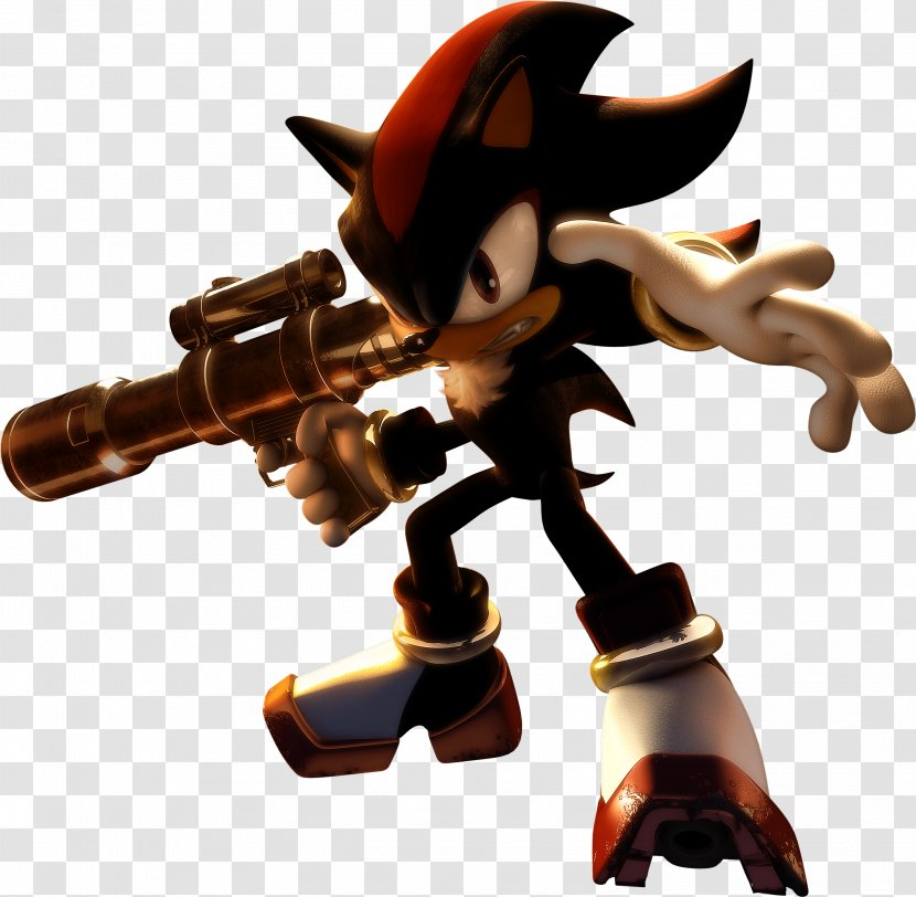 Shadow The Hedgehog Sonic Adventure 2 Battle Amy Rose Toy Transparent Png