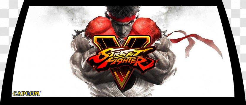 street fighter v arcade edition logo png