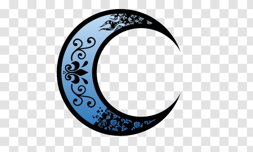 Tattoo Moon Lunar Phase Drawing Crescent Full Transparent Png