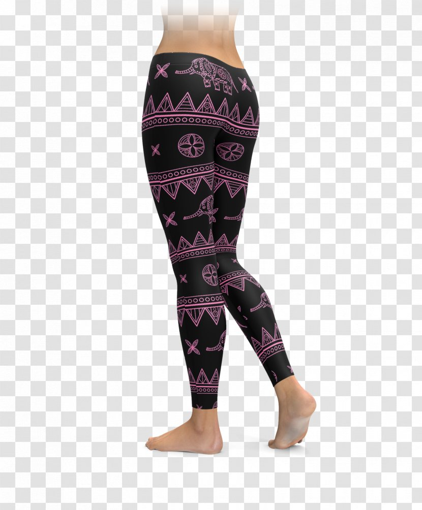 Leggings Slipper Clothing Spandex Waistband Frame Elephant Motif Transparent Png You can download in a tap this free elephant face transparent png image. pnghut