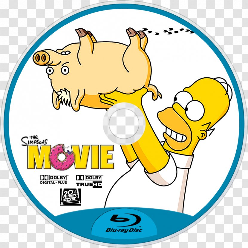 Spider Pig Homer Simpson Blu Ray Disc The Simpsons Tapped Out Youtube Simpsons Movie Transparent Png