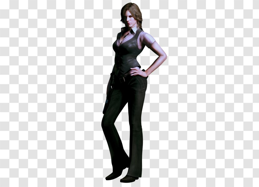 Resident Evil 6 Chris Redfield Leon S Kennedy 2 Transparent Png