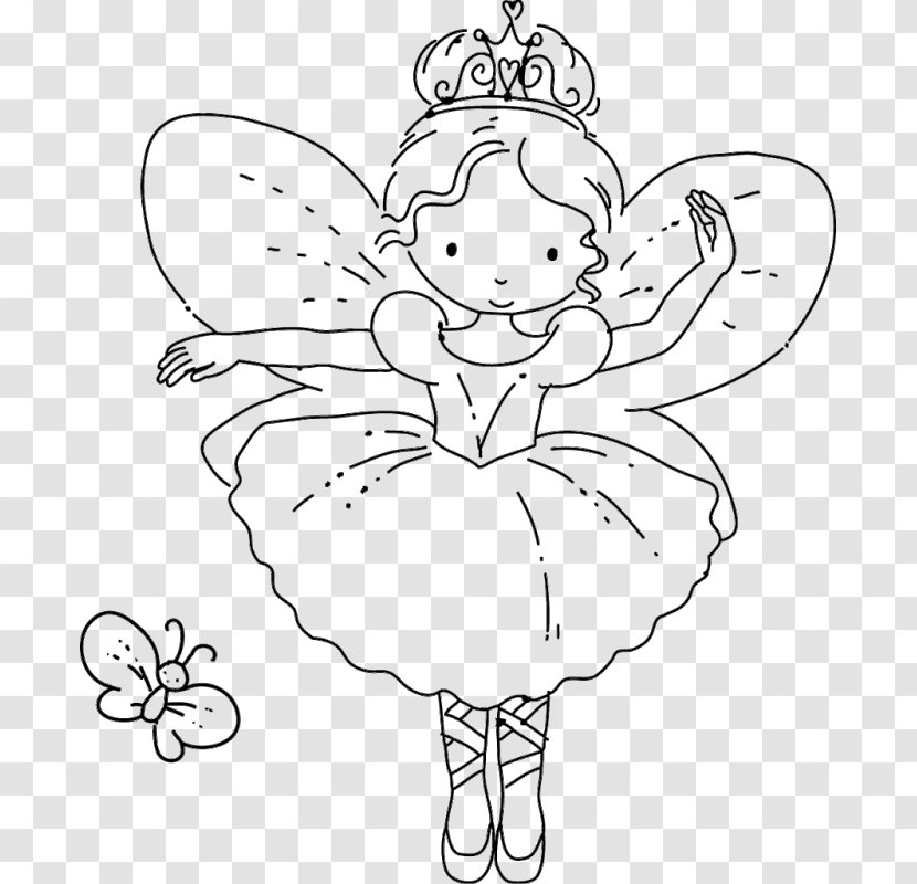 - Tooth Fairy Coloring Book Disney Fairies - Silhouette Transparent PNG