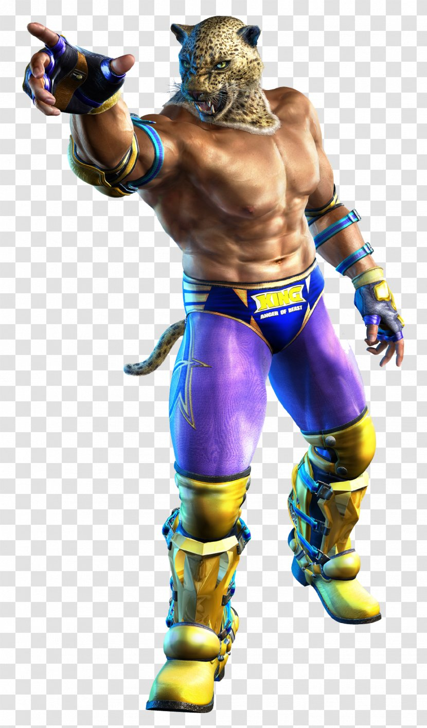 Tekken Tag Tournament 2 6 7 3 Street Fighter X Action Figure Sumo Transparent Png