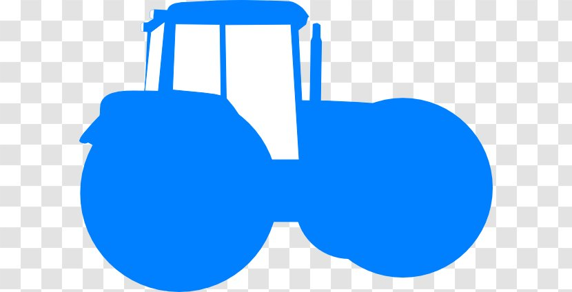 Blue Tractor SVG Clip arts download - Download Clip Art, PNG Icon Arts