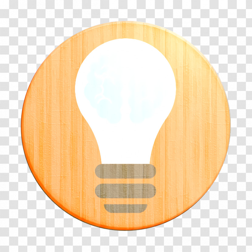 Bulb Icon Project Management Icon Brain Icon Transparent PNG