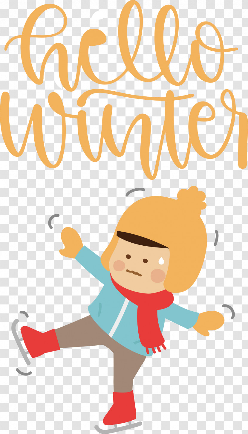Winter Hello Winter Welcome Winter Transparent PNG