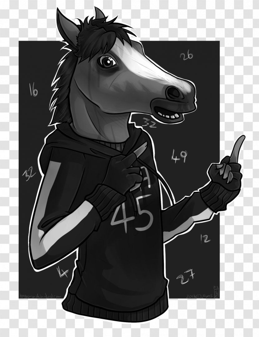 Horse Head Mask Cry Of Fear Art Transparent PNG