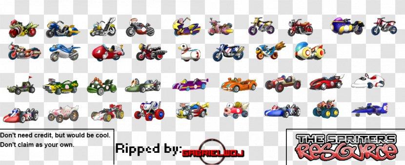 Mario Kart Wii 8 7 U Game Over Transparent Png
