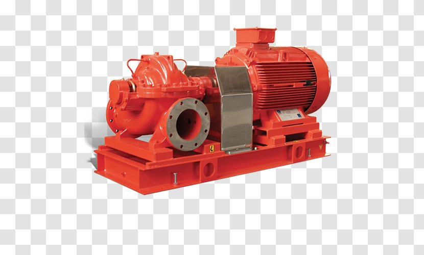 Fire Pump Firefighting Industry - Trade Transparent PNG