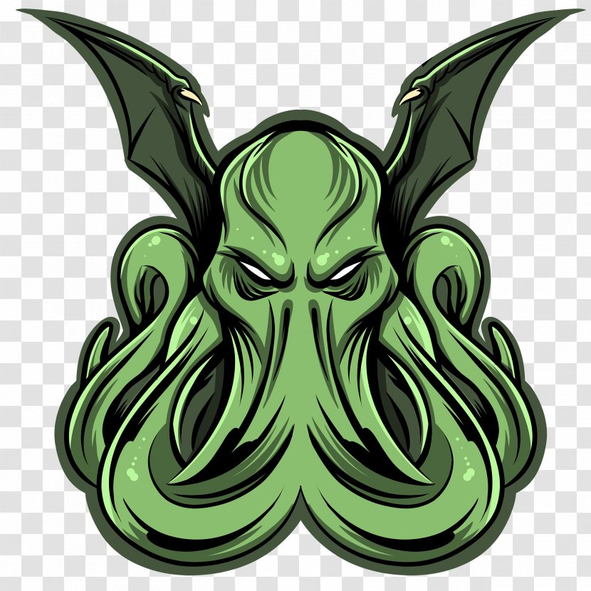 The Call Of Cthulhu Illustration Vector Graphics Symbol H P Lovecraft Transparent Png Considered a great old one within the pantheon of lovecraftian cosmic entities. the call of cthulhu illustration vector