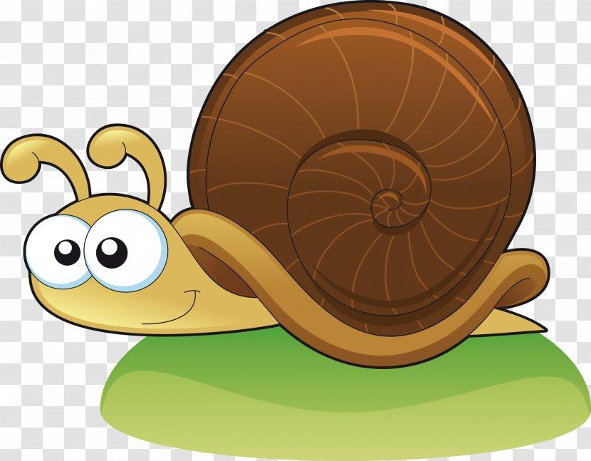 Cartoon Slug Vector Illustration. Royalty Free Cliparts, Vectors, And Stock  Illustration. Image 94931539.