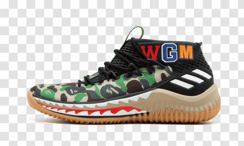 Adidas X Bape Dame 4 Panton/ Ftw White