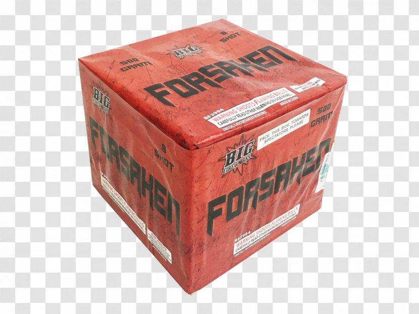 Kentucky Fireworks Store Carton BlackHawk - Forsaken Transparent PNG