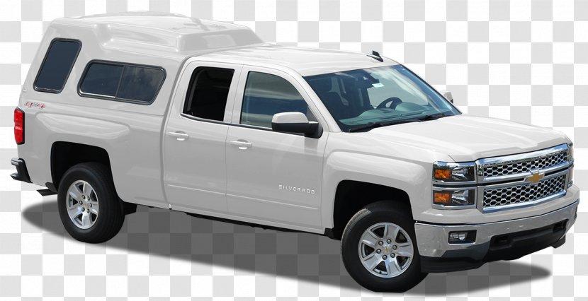 Pickup Truck Car Chevrolet GMC Camper Shell Transparent PNG