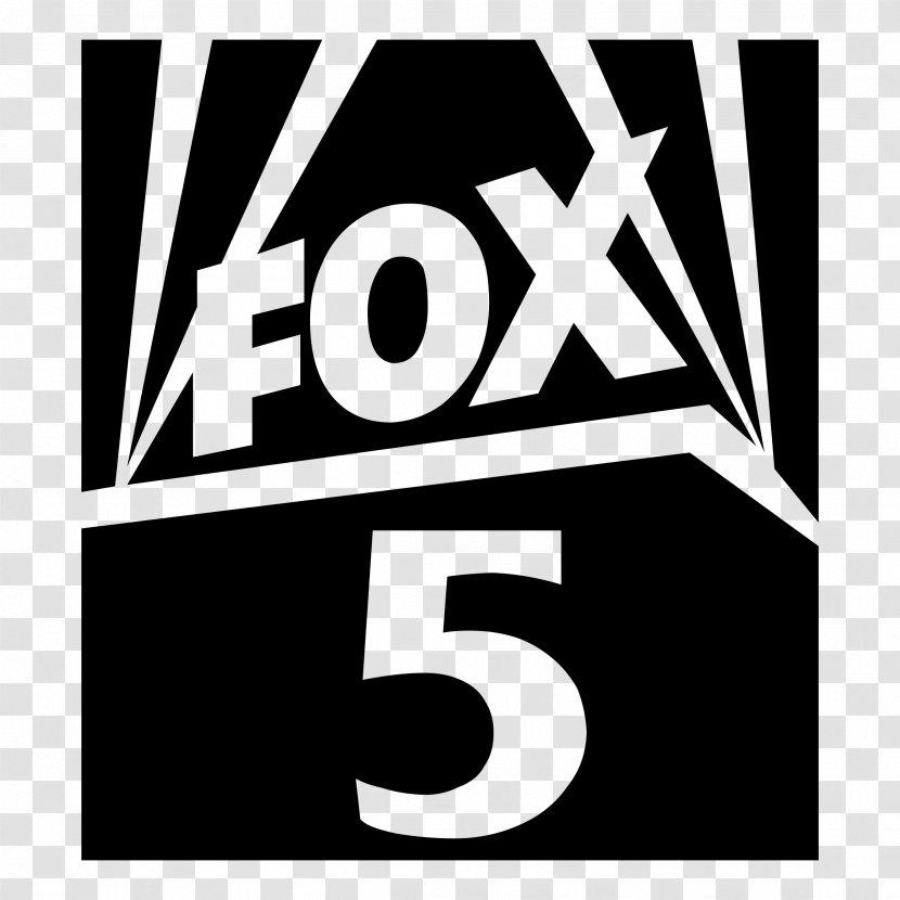 Fox Logo - Broadcasting Company - Blackandwhite Symbol Transparent PNG