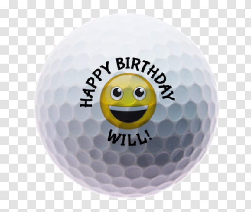 Happy Birthday Golf Balls Cake Happy Smiley Brother Transparent Png