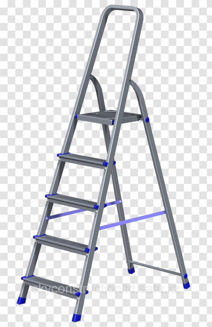 Escabeau Castorama Stair Tread Deck Railing Ladder Aluminium Step Transparent Png