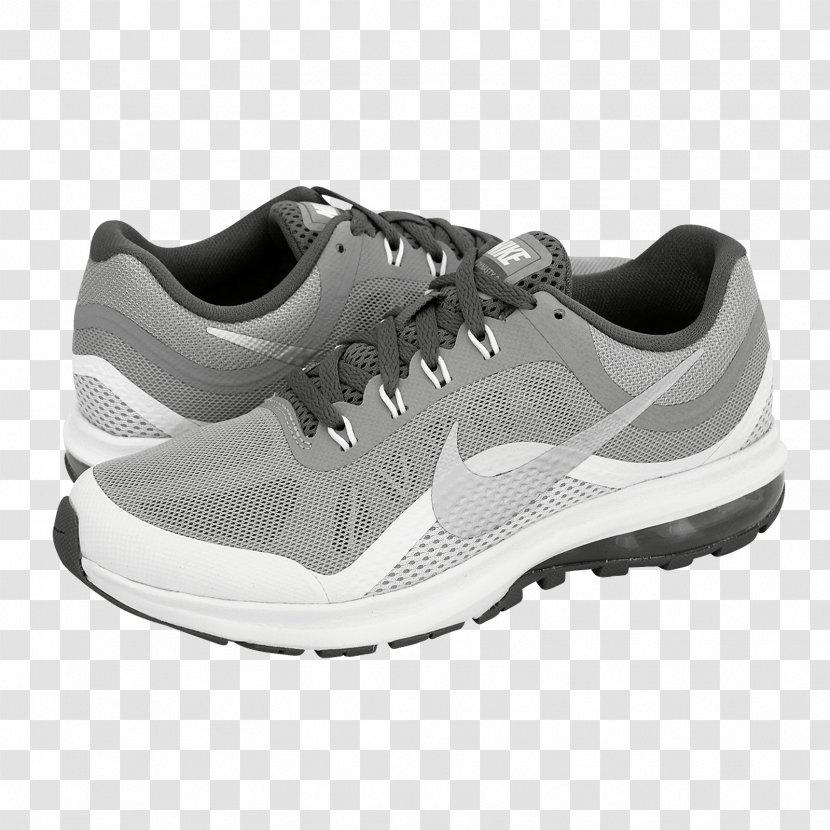 Ocurrencia como resultado Sala  Nike Air Max White Sneakers ASICS - Hiking Shoe Transparent PNG
