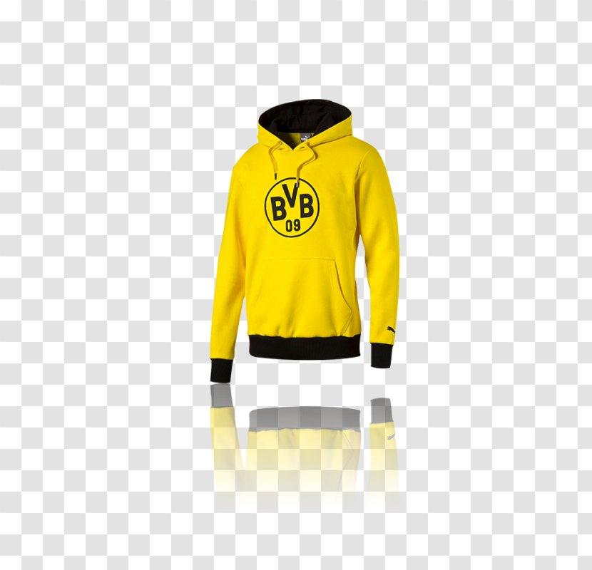 Borussia Dortmund Hoodie Bundesliga Fc Bayern Munich Puma Fc Bvb Transparent Png