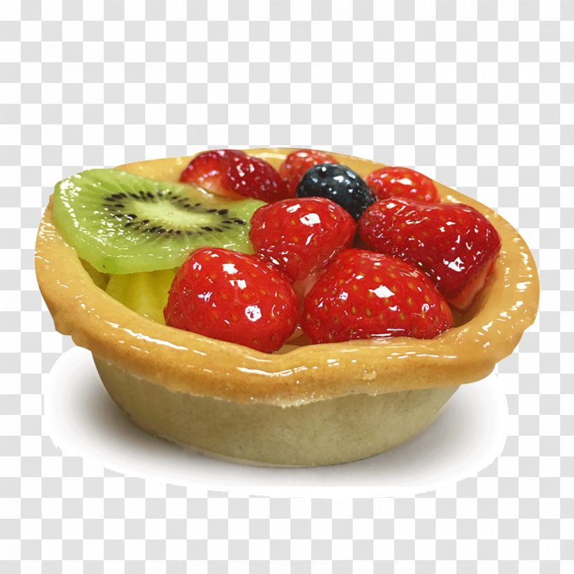 Cherry Pie Treacle Tart Custard Strawberry Transparent Png