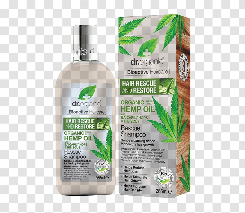 dr organic hemp shampoo