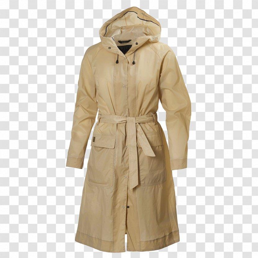Raincoat Jacket Parka Helly Hansen - Day Dress Transparent PNG