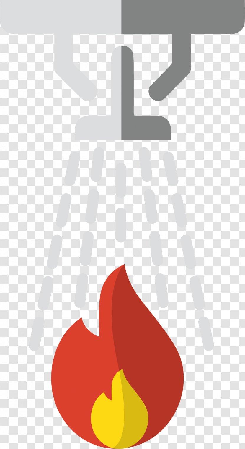 Fire Sprinkler System Extinguishers Korsmeyer Protection Clip Art - Hydrant Transparent PNG