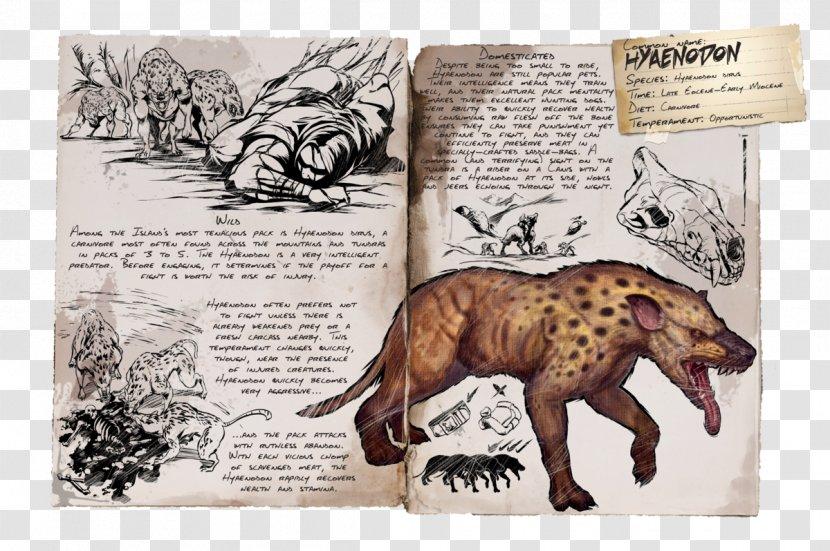 Ark Survival Evolved Hesperornis Hyaenodon Hyena Yutyrannus Organism Transparent Png The ark creature id for direwolf with a copyable spawn command. pnghut com
