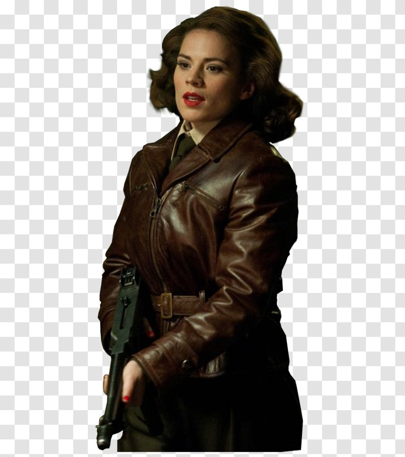 Hayley Atwell Captain America The First Avenger Peggy Carter Film Superhero Movie Agent Transparent Png
