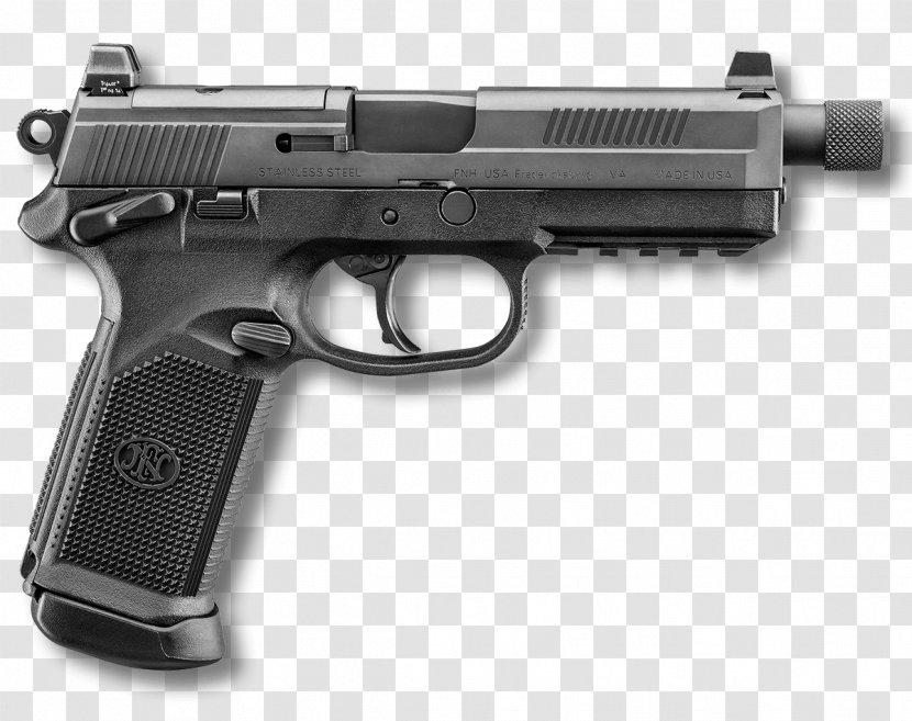 Fn Fnx 45 Acp Herstal Fnp 45 Firearm Airsoft Gun Scar Transparent Png