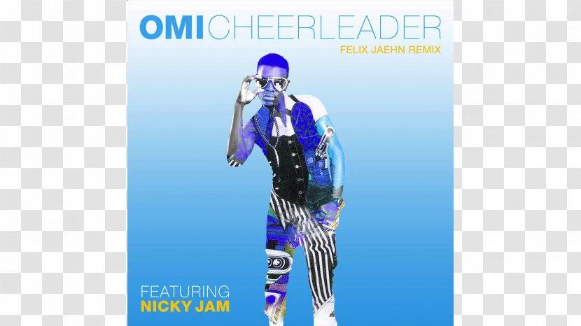 Cheerleader (Felix Jaehn Remix Radio Edit) Me 4 U Cheerleading Song - Watercolor Transparent PNG