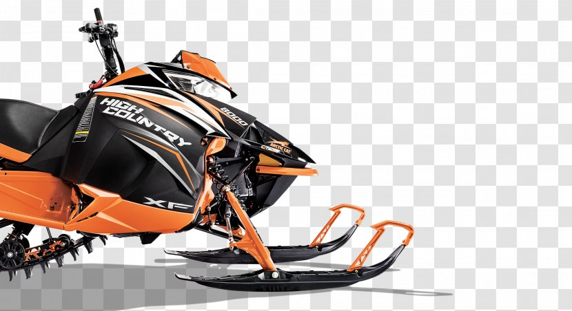 Arctic Cat Snowmobile Wisconsin Yankton Four-stroke Engine - Peacock Limited Motorsports - High-end Decadent Strokes Transparent PNG