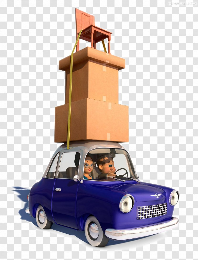 Car Stock Photography Illustration Royalty Free The Cartoon Family Travels Transparent Png