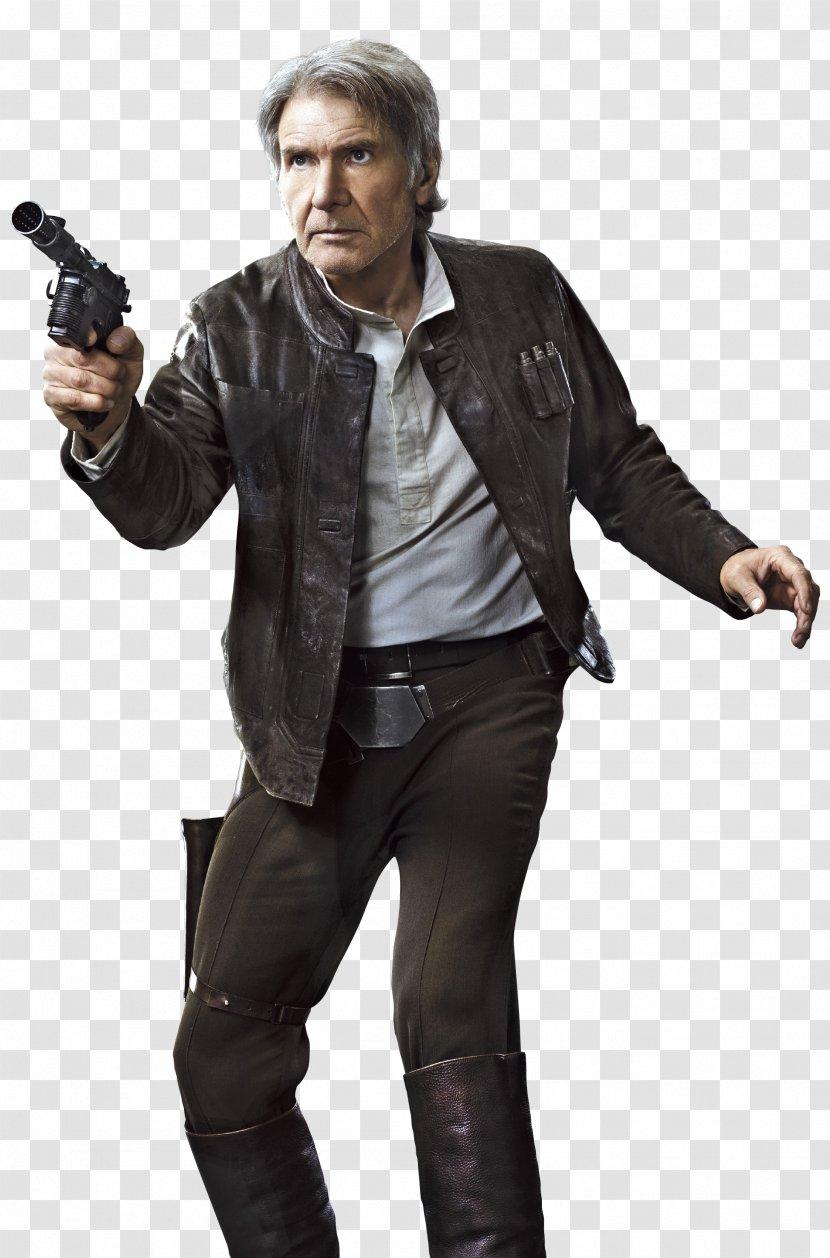 Han Solo Star Wars Episode Vii Leia Organa Harrison Ford Kylo Ren Sequel Trilogy Chewbacca Transparent