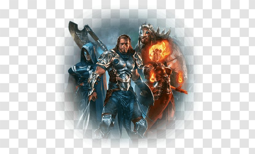 Magic: The Gathering – Duels Of Planeswalkers 2015 Card Game Playing - Board - Wizards Coast Transparent PNG