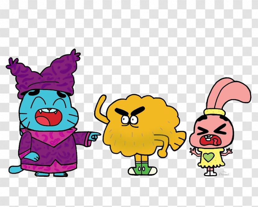 Gumball Watterson Cartoon Network The Meddler Tape Chowder