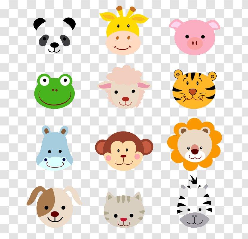 Baby Jungle Animals Sheep Clip Art - Animal - Cartoon Avatar Transparent PNG
