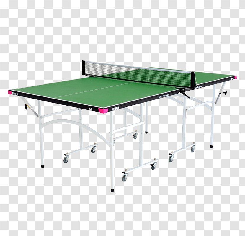 Table Ping Pong Paddles & Sets Butterfly Tennis - Indoor Games And Sports - Roll Transparent PNG