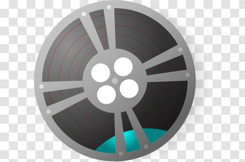 Film Reel Cinema Clip Art - Animation Transparent PNG
